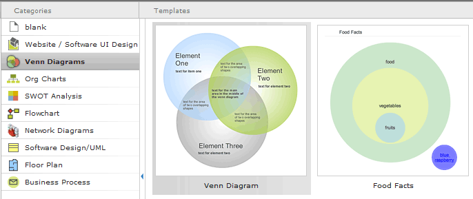 Шаблоны для диаграмм в excel