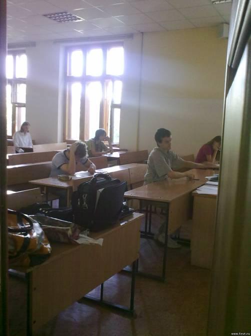 Экзамен по физике в ВолгГТУ