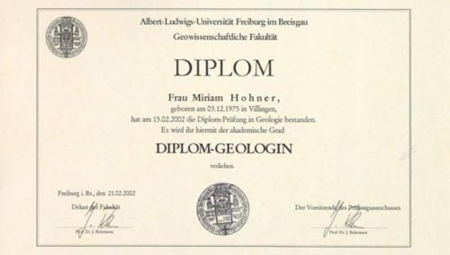 Какие дипломы можно встретить в разных странах  Германия