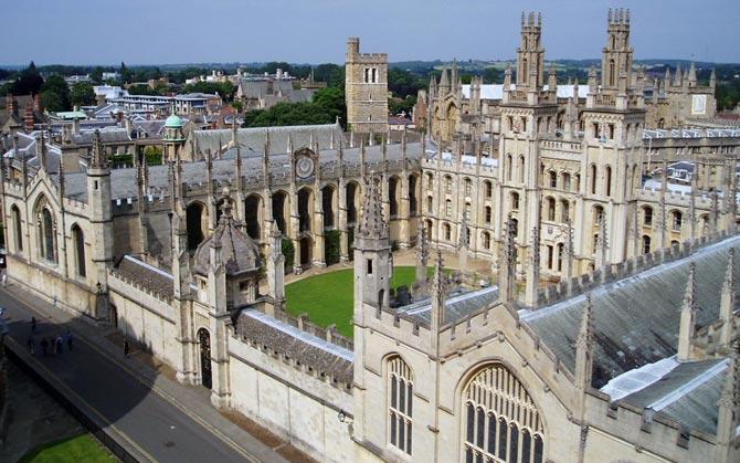 25 самых красивых университетов мира